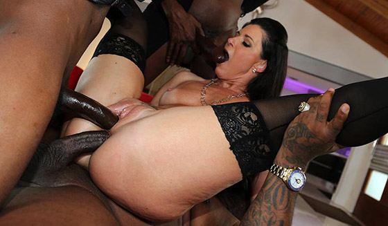 BlacksOnCougars  India Summer  Third Appearance