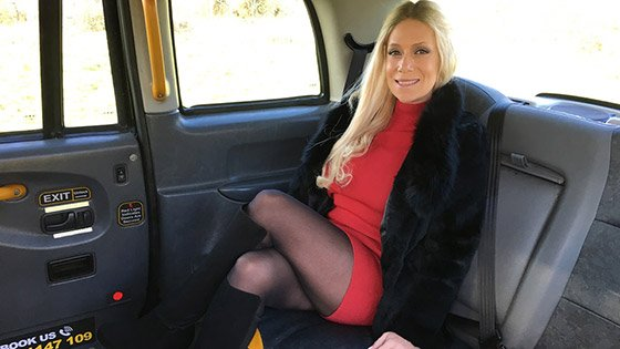 FakeTaxi  Sasha Steele  Car wash flasher