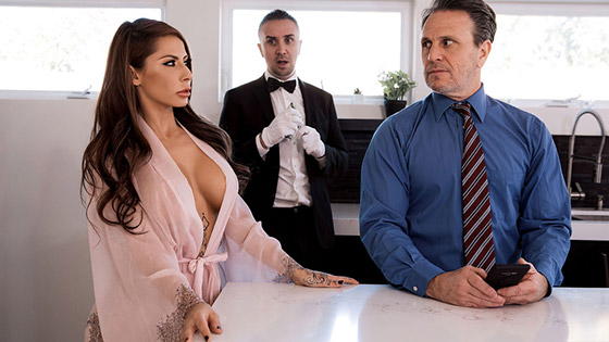 RealWifeStories  Madison Ivy  The Butler Did It