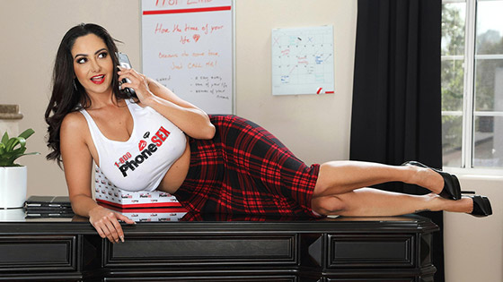 BrazzersExxtra  Ava Addams  The Package