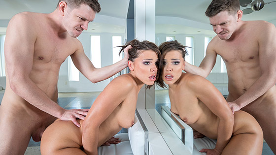 VogoV  Adriana Chechik  Intense Anal Destruction