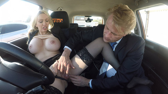 FakeDrivingSchool  Amber Jayne  Reliving Sexual Memories