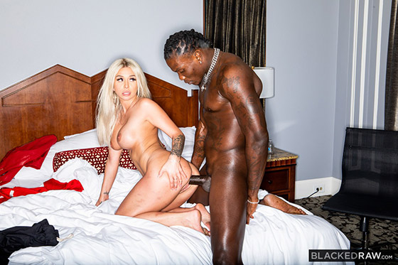 BlackedRaw  Madelyn Monroe  It's All I Want