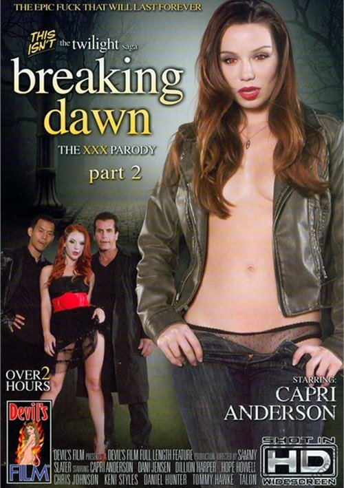 This Isn't The Twilight Saga: Breaking Dawn: Part 2 – The XXX Parody