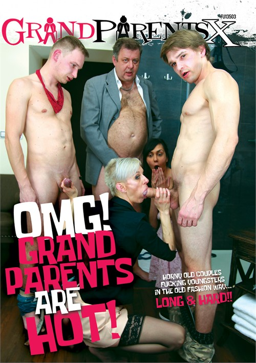 OMG! Grandparen Are Hot