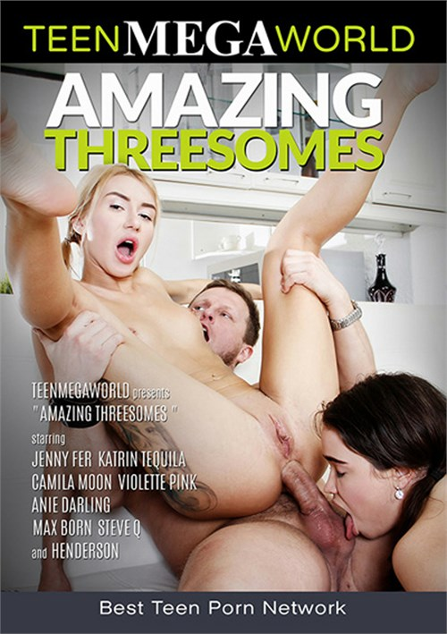 Amazing Threesomes