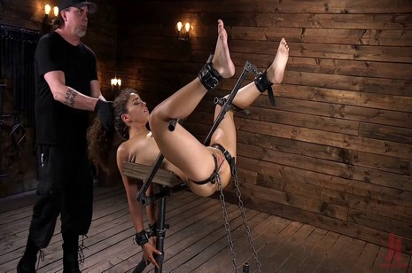 Kink - Device Bondage - Seductive Slut Victoria Voxxx Needs It All