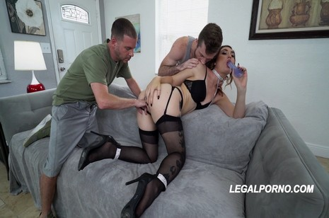 Legalporno -  American Anal - Kat Monroe 1st AIRTIGHT THIS GIRL IS NASTY AS FUCK!!!!!! Gapes / spit / slap / chokes AA027